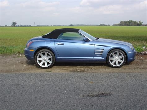 2004 Chrysler Crossfire Review chrysler crossfire roadster review 2004 2008 parkers