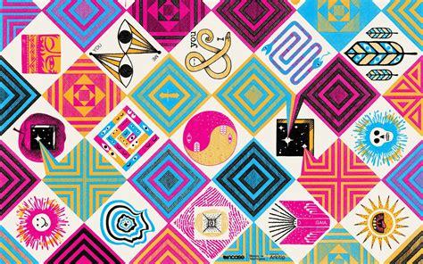 Quilt Desktop Wallpaper by Macbook Quilt Incase Arkitip Steven Harrington Wallpaper