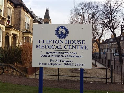 Plumb Centre Hull by Clifton House Centre Lekarze 263 Beverley Road