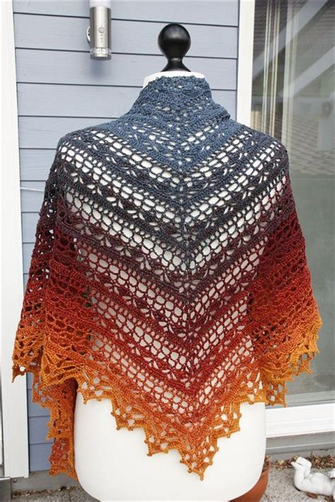 the 25 best ideas about crochet shawl patterns on