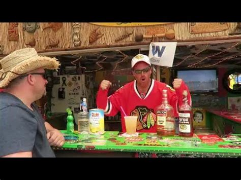 backyard bartender fastest bartender ever how to make a jamaican delight