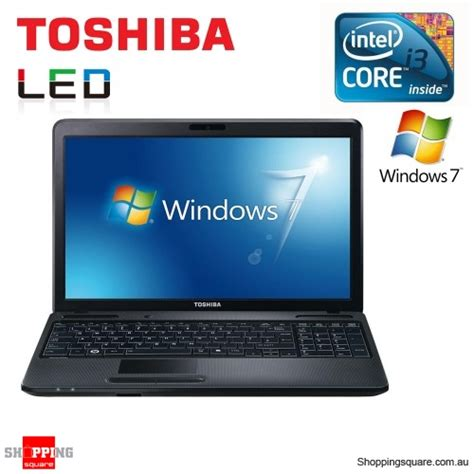 toshiba satellite c665 040 intel i3 2330m 15 6 inch notebook laptop pc refurbished