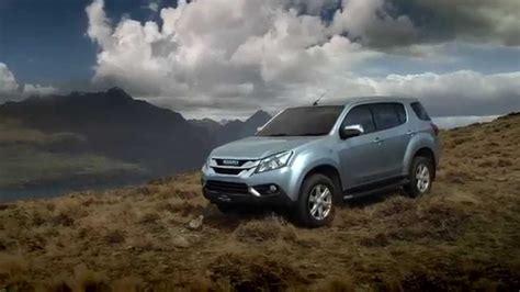 isuzu    seat diesel wd adventure suv youtube