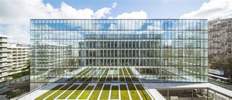 pattern energy offices avenue leclerc office building azc archdaily