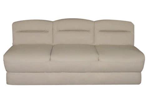 rv jackknife sofa bed frontier rv sleeper sofa bed
