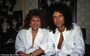 brian may children the queen of soap as you ve never seen her before