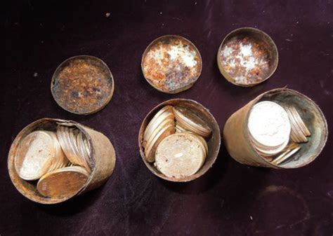 coins found in backyard saddle ridge hoard couple discovers 10 million in old