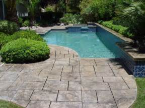 Outdoor Covered Patios Sundek Of Austin Concrete Pool Deck Resurfacing