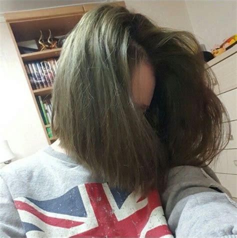 greenish brown color ash greenish brown hair meikakuna a hairstyle colour for