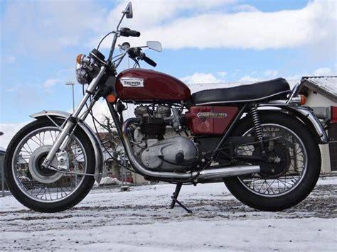 Oldtimer Motorrad F Hrerschein by Triumph Bonneville Oldtimer Werkstatt Marius Pfister