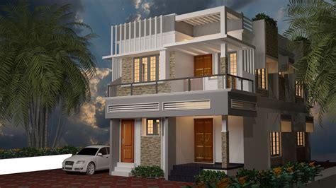 traditional model  simple  kerala model home plans