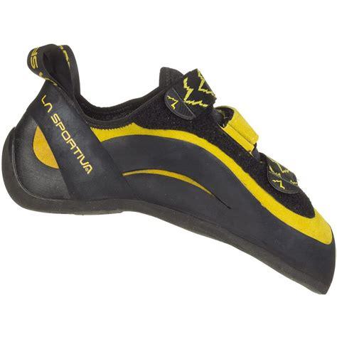 lasportiva climbing shoes la sportiva miura vs vibram xs edge climbing shoe