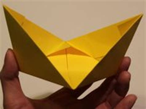 How To Make A Paper Chomper - how to make an origami chomper page 2