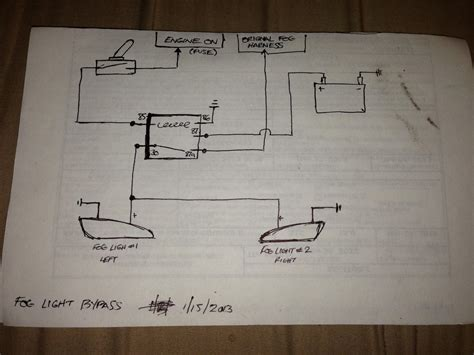car electrical wiring simple wiring diagram bypass
