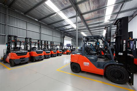 Toyota Material Handling Design Management Dmg Australia Architects And