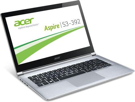 Laptop Acer Aspire S3 I5 acer aspire s3 392g 54204g1 02ttws notebookcheck net external reviews