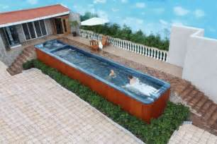 Sloped Backyard Retaining Wall Pallet Tub And Pool Deck Ideas Pallet Ideas