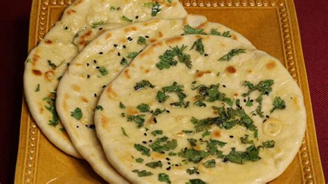 punjabi recipes vegetarian in kulcha punjabi flatbread manjula s kitchen indian