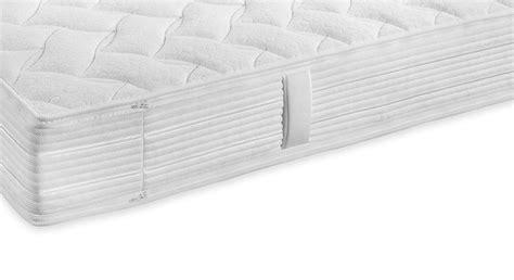 matratzen 24 7 zonen taschenfederkern matratze mit 24 cm h 246 he pan luxus