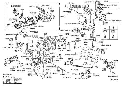 toyota land cruiser parts diagram 1997 toyota land cruiser engine diagram 39 wiring