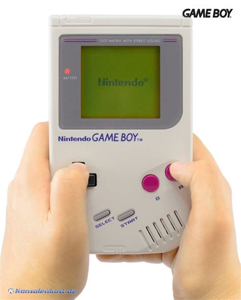 original gameboy for sale gameboy konsole grau classic dmg 01 gebraucht