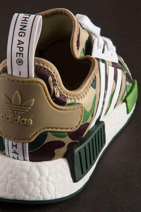 bape  adidas nmd  release date justfreshkicks