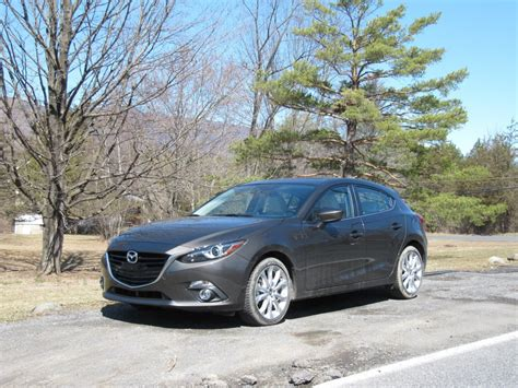 2014 mazda 3 gas mileage review of sporty compact hatchback