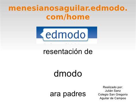 tutorial edmodo para padres presentaci 243 n de edmodo para padres