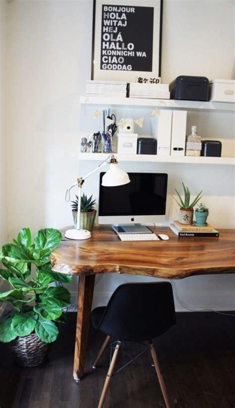 Floating Shelf Desk by Floating Shelves Above Desk Home Decorating Trends Homedit