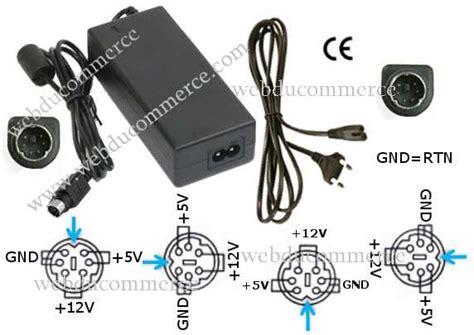 Box Adaptor 5a Kotak Dc Power Supply 5 5 A Er alimentation 12v 5v
