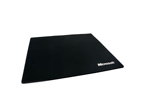 Mouse Pad Microsoft microsoft mouse pad of large rectangle c01043 buy at lowest prices