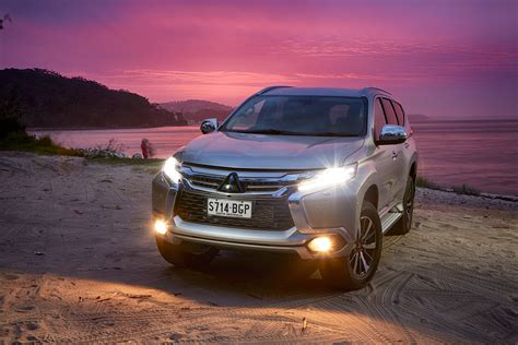 mitsubishi sports car 2016 mitsubishi pajero sport review photos caradvice