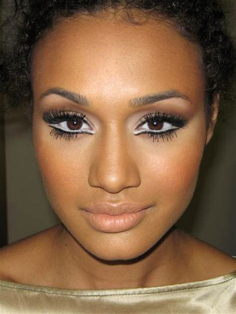 best face makeup for african american women over 50 beautiesmoothie spring makeup trend big lashes with