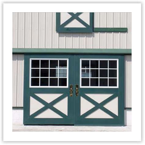 Deliza Build A Sliding Shed Door Steel Barn Doors