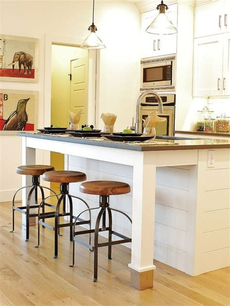 Shiplap On Kitchen Island Parade Of Homes 2012 Modern Farmhouse