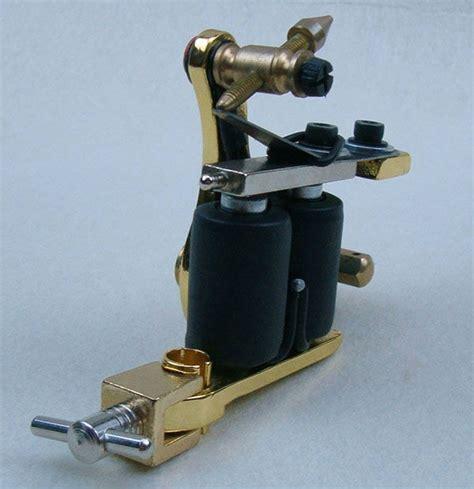 the trinity combo custom iron tattoo machine liner and coil tattoo machine