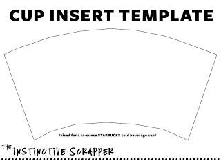 The Instinctive Scrapper Diy Teacher Gifts Part 3 And A Freebie Travel Mug Photo Insert Template