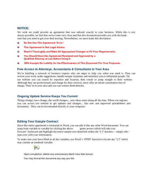 t m contract template t m contract template 28 images construction company