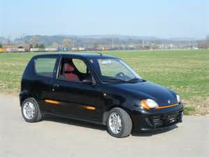 Fiat Seicento Abarth Fiat Seicento Sporting Abarth Pictures Photos