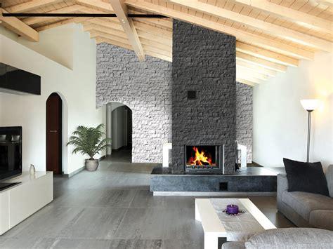 Archi Salone Per Interno by Rivestimento Tridimensionale In Pietra Ricostruita Per