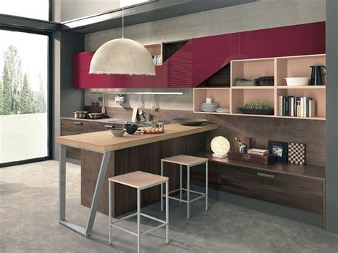 Cucina Con Soggiorno by Cucina Moderna Con Soggiorno Arredamento Mobili