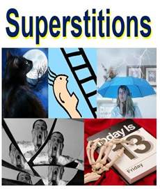 bad luck superstitions friday 13th today but do not fear bad luck is a myth