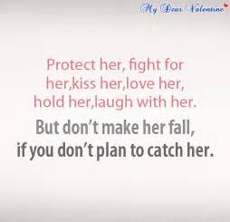 Love Quotes For Him To Her by Love Quotes For Her Protect Her Fight For Her 8142 The