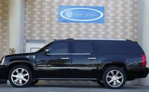 Cadillac Corporation Bulletproof Cadillac Escalade Esv Conversion