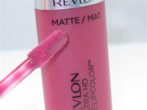 Revlon Hd Matte Lip Color subscription box swaps revlon ultra hd matte lip color