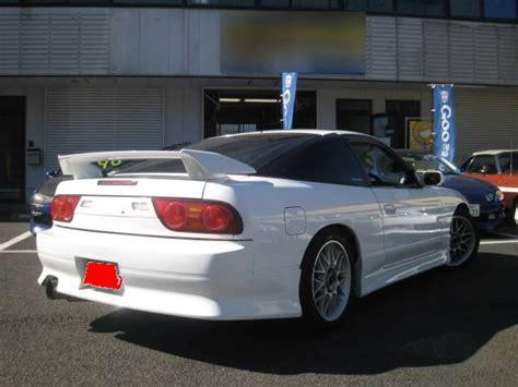 nissan datsun 200sx 180sx023 1997 nissan datsun 200sx type x sr20det turbo