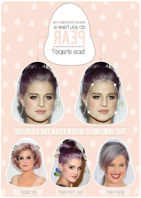 the best short haircuts by face shape beauty 20 best of short hairstyles for pear shaped faces