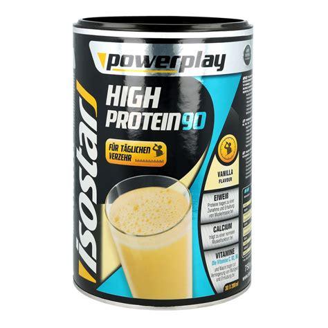 Isostar High Protein 90 1615 by Isostar Powerplay High Protein 90 Vanille Pulver 750 G