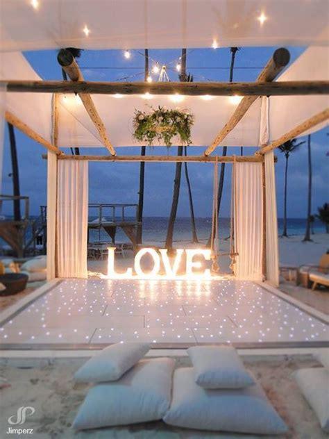 ideas decorar una pista baile una boda  como