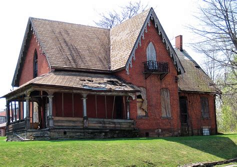 dilapidated house mansfield oh flickr photo